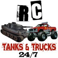 RC Tanks & Trucks 24/7