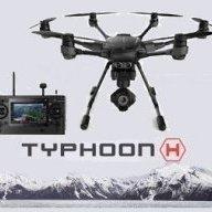 Typhoon H. Drone