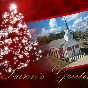 Seasons Greetings Saucier UMC