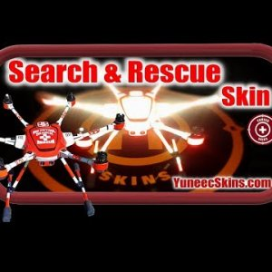Search & Rescue Skin