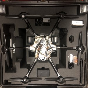 Military issued case for typhoon h